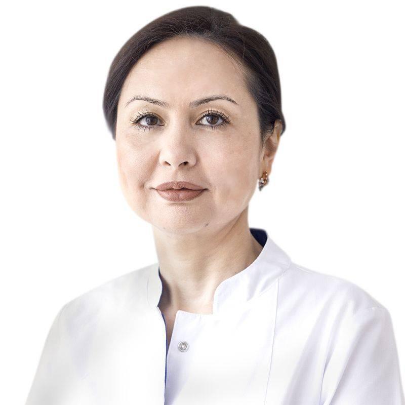 YURMATOVA Nargiz M.D. Ph.D.